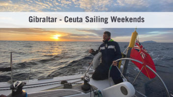 Gibraltar to Ceuta Sailing