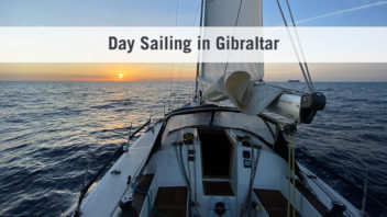 Day Sailing in Gibraltar